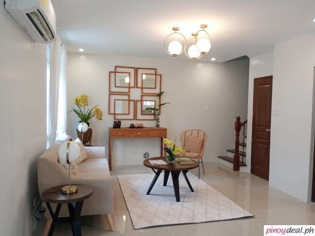 Golf Course View Homes in Silang, Metro Tagaytay