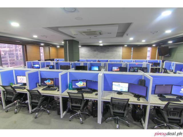 24/7 Serviced Office for BPO Business in Cebu