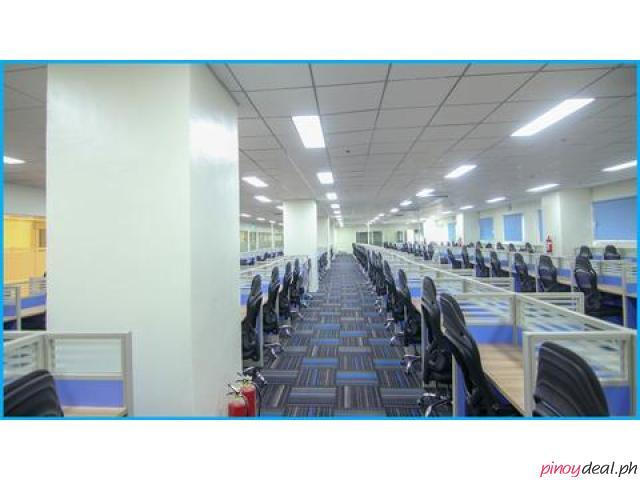 Fully Equipped Call Center Seat For Lease in Cebu and Mandaue
