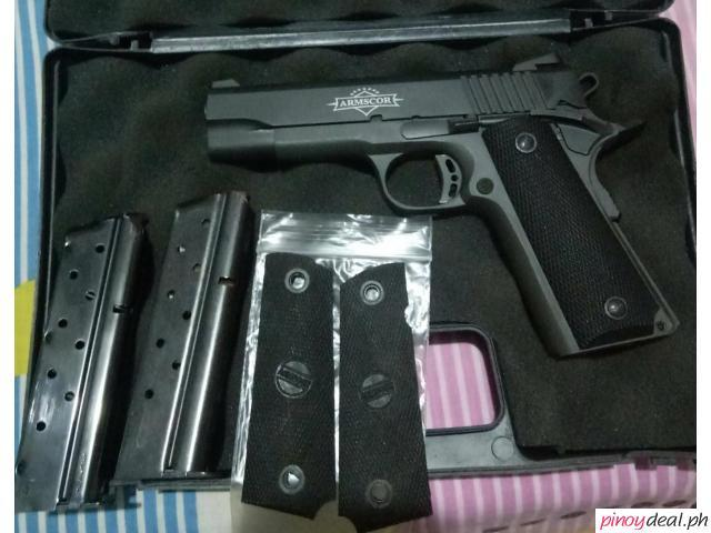 SOLD - Armscor MSPS 1911A1 9MM Pistol - SOLD