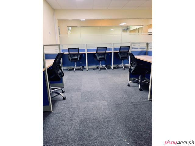 Fully Renovated Office for lease in Cebu City