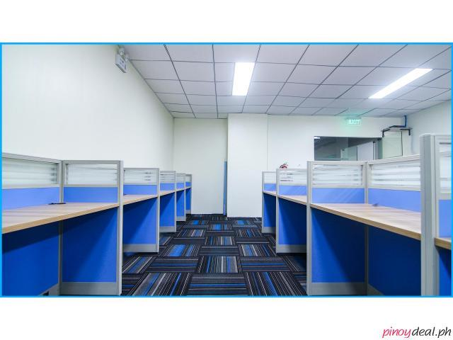 Dedicated 30 Seat Office Fully Furnished For Lease In Cebu IT Park