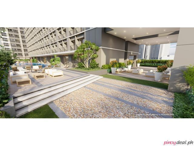 Mint Residences Makati near Magallanes MRT3 Station for sale