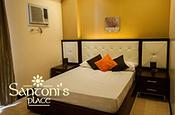 One Bedroom for Rent with Free Skycable,Wifi,Parking
