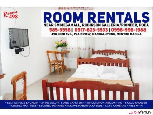 Affordable Daily and Monthly Room Rentals A place like home!