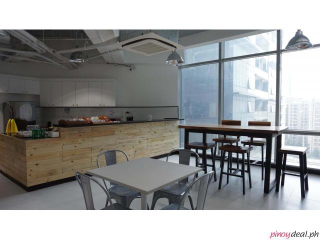 For Lease Work Area Recovery Site in OCC Ortigas