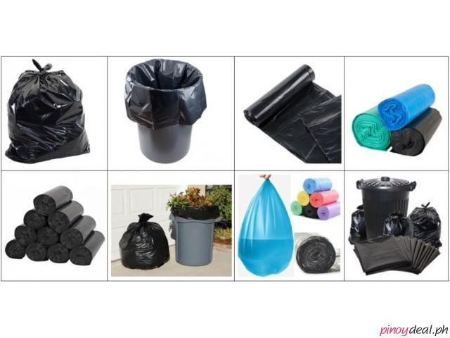 FACTORY PRICE: TRASH BAGS, LAUNDRY BAGS, SEEDLING BAG, ECO BAG - from GoodHand Laguna 0925-5681721