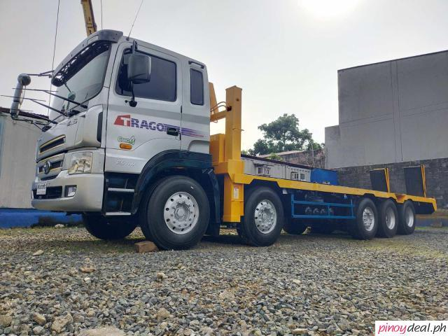 2019 Hyundai Trago 14 Wheeler Self Loader Truck