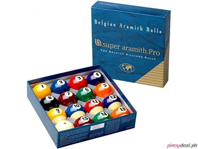 Billiard Ball Aramith Pro Brand