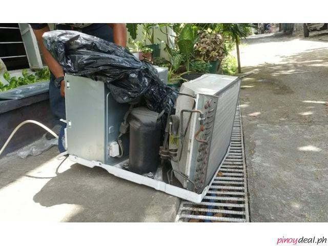 AIRCONDITION CLEANING AIRCON CHECK UP AIRCON INSTALL AIRCON REPAIR AND HOME SERVICE IN METRO MANILA