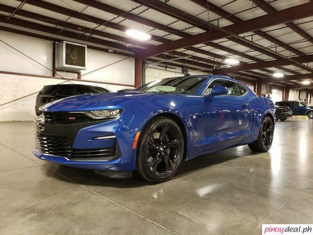 Chevrolet Camaro 1ss Coupe 2019