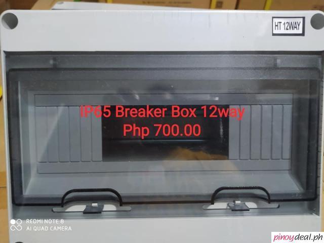 IP65 DISTRIBUTION BOX