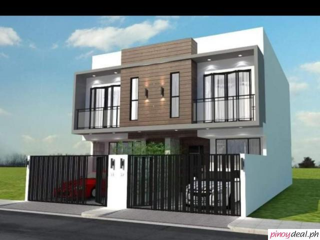 Pre Selling Duplex Townhouse