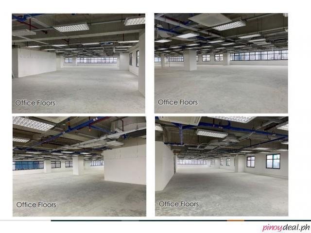 E&G Office | Office Space for Rent Lease Peza Ortigas Pasig Manila Philippines, 3000 sqm