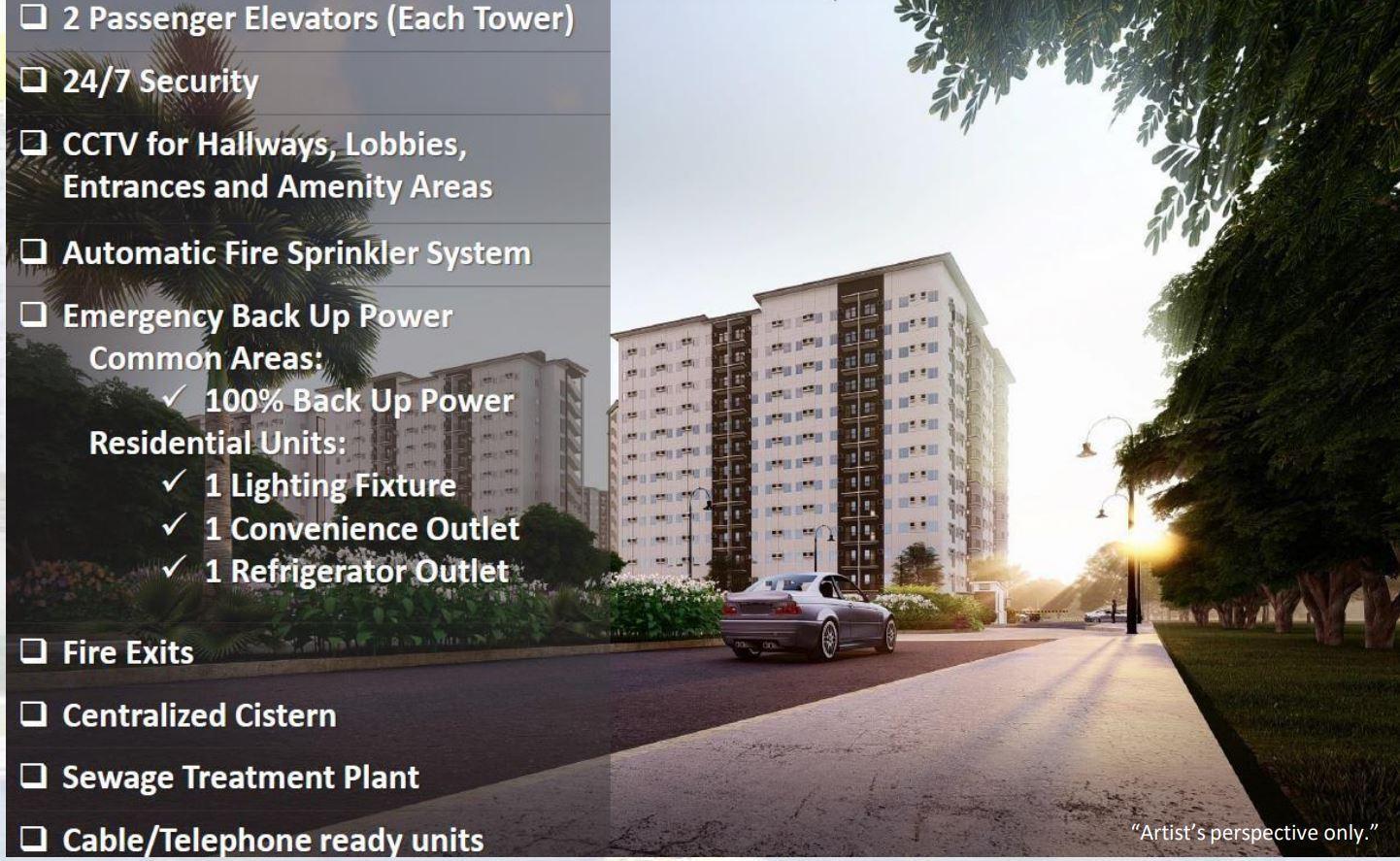 Lane Residences a Condominium for Sale