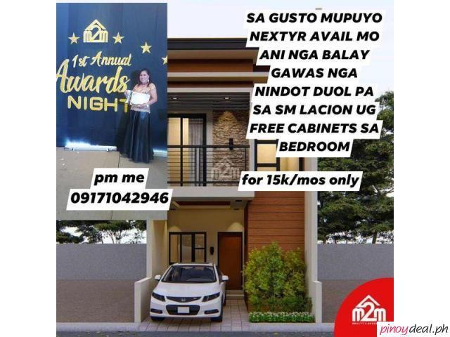 3-Bedroom Townhouse in Consolacion Cebu
