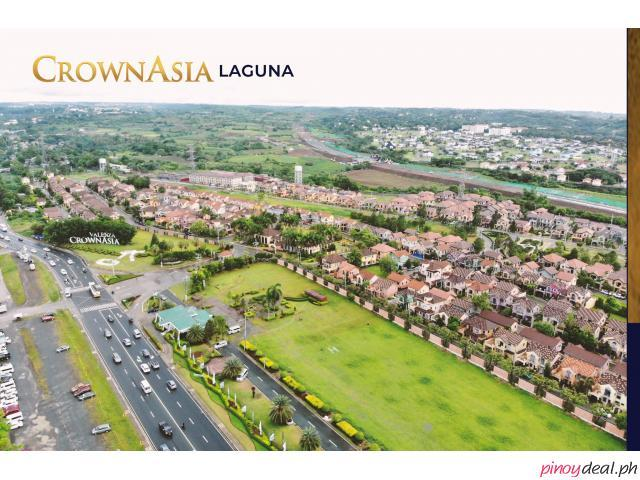 110 sqm Residential Lot for sale in Santa Rosa, Laguna | Valenza by Crown Asia