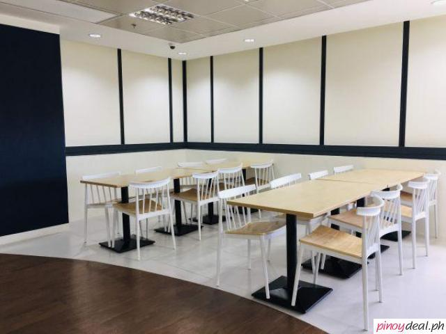 E&G OFFICE SPACE EXPRESS   Office Space for Sale Fully Furnished Ortigas