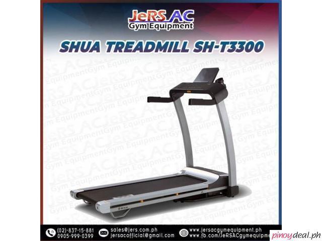 Shua Treadmill Sh-t3300 - home and gym equipment