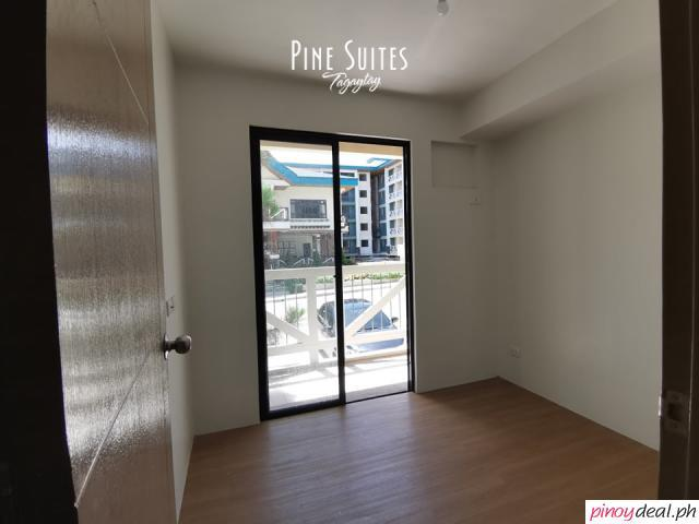 2BR unit Condo for sale in Pine Suites Tagaytay