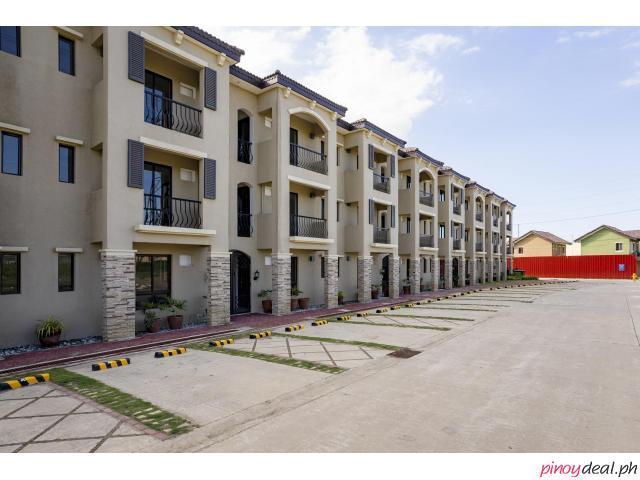 1BR condo Valenza Mansions in Santa Rosa, Laguna for Sale (RFO)