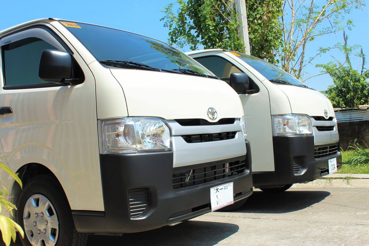 d51719a9ef Brand New Van for Rent to any part of luzon Sta.Rosa - Philippines ...
