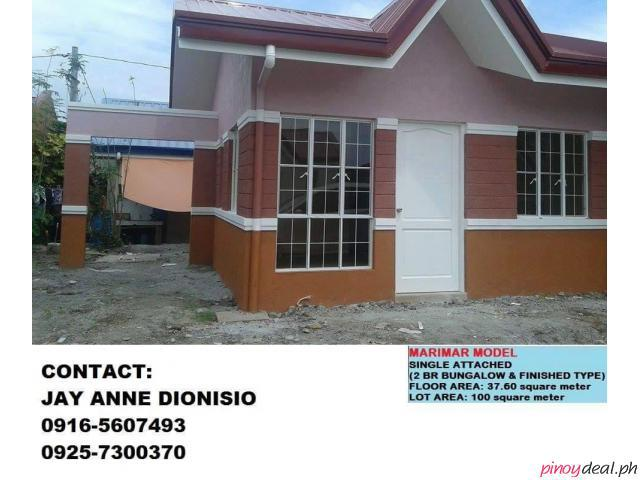 ready for occupancy houses in sta.maria near philippine arena