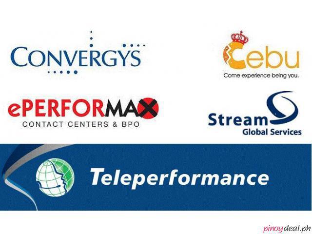 Cebu Job – Apply & Earn up to 29k! Call Center Agent A3