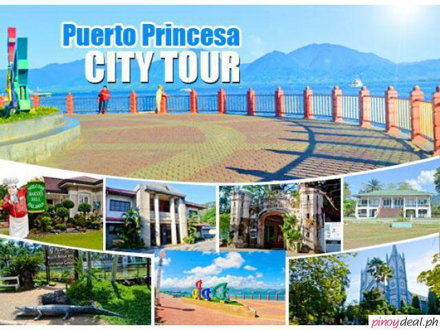P#1: Palawan Package Tours for 3D/2N at php 4300/pax