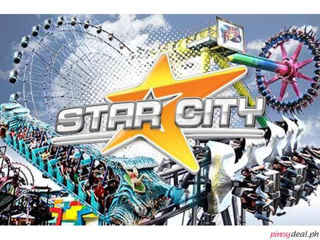 Star City Tickets for Sales