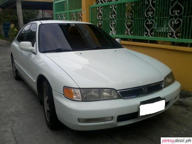 FOR SALE: Honda Accord 1996 2.0L A/T