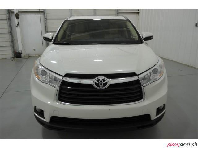 Buy Used Gulf Specs 2014 Toyota Highlander 4X4