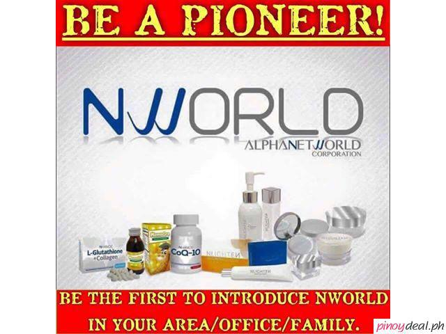 Nworld Business