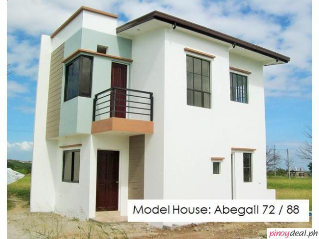 Affordable House and Lot Package Near Nuvali - Palma Real Residential Estates