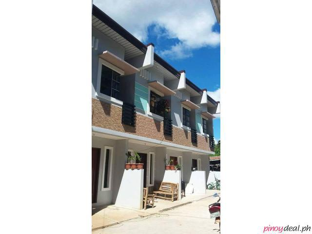 Preselling townhouse for sale Antipolo