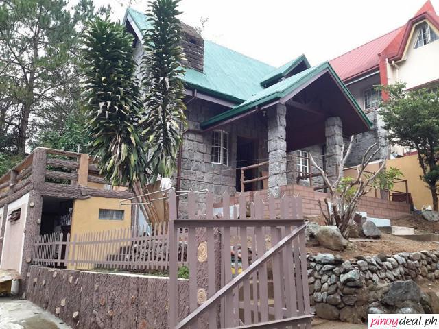 Ciudad Grande Baguio City House and Lot for sale