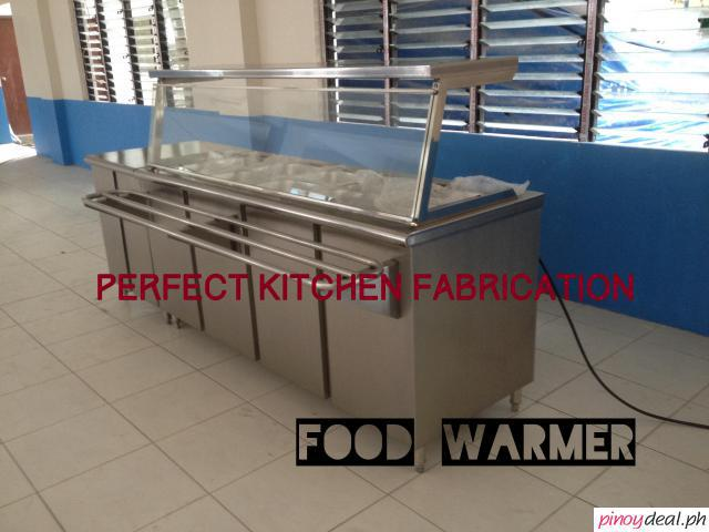 Stainless Food Warmer