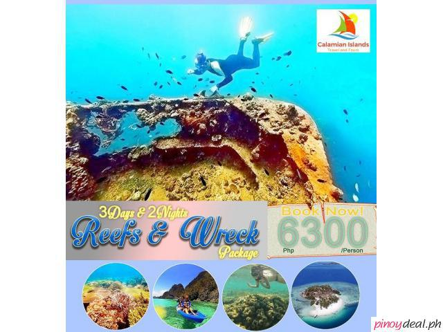 Visit the World War II sunken ship  are you ready for this Adventure  Travel to Coron!!!