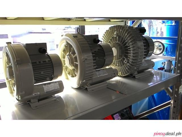 STP Blowers (Ring Blower & Roots Blower) Quezon