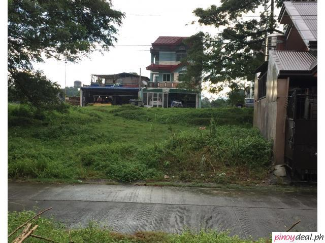 LOT FOR SALE @ METRO GATE MEYCAUAYAN II ( TERMS OF PAYMENT NEGOTIABLE! )