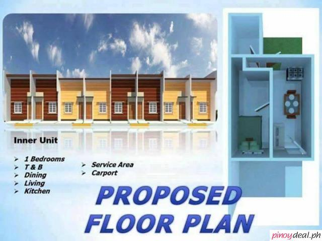 Affordable House & Lot in Talisay liloan lacion compostela