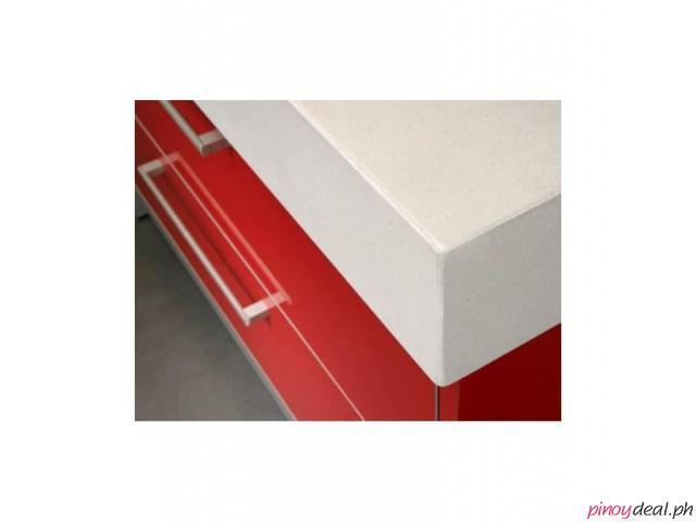Markee Absolute Quartz Solid Surface Platiphy