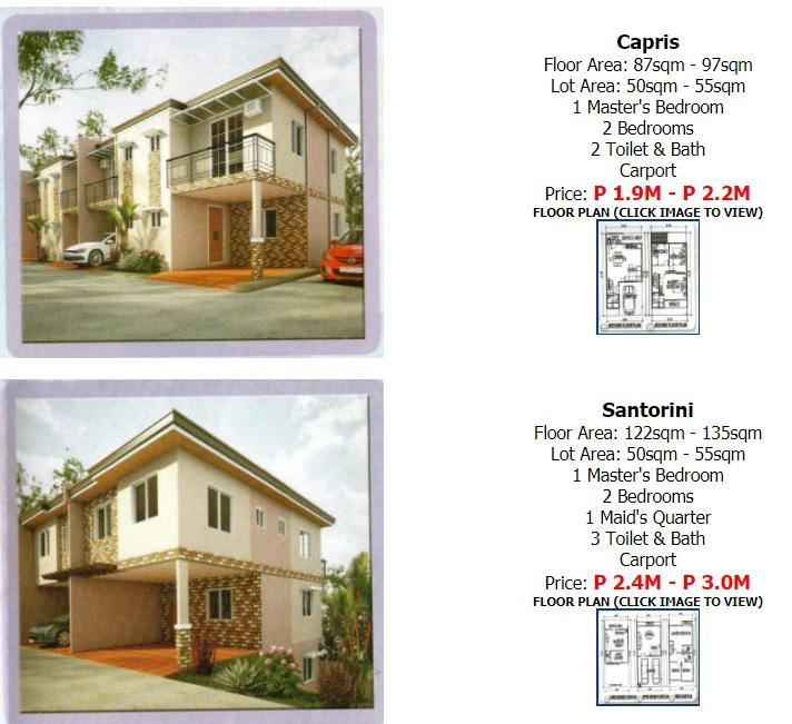 Bayview West Apartments: AFFORDABLE HOUSE AT D' Pearl Residences Consolacion, Cebu
