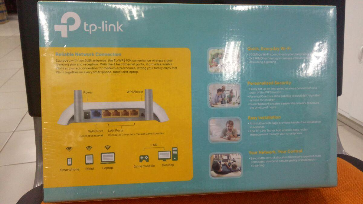 Tp link 300mbps wireless n router tl wr840n quezon philippines buy tp link 300mbps wireless n router tl wr840n quezon philippines buy and sell marketplace pinoydeal greentooth Gallery