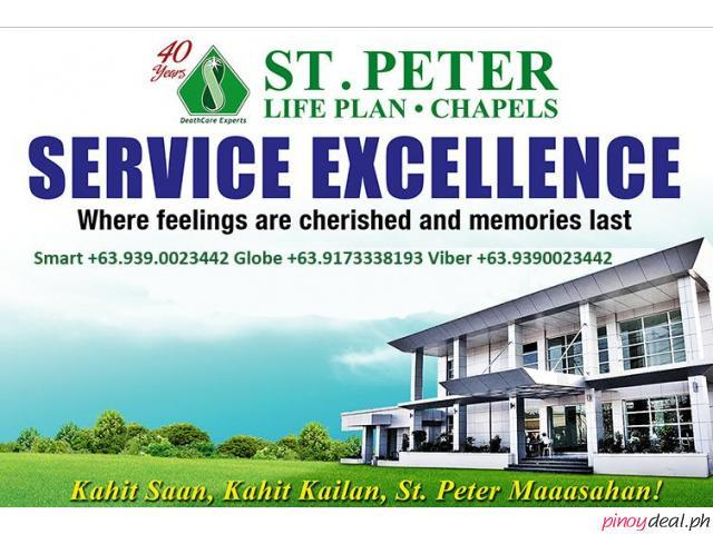 St. Peter Agent Wanted