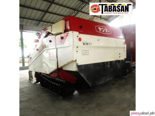 Harvester Yanmar CA 85M for sale