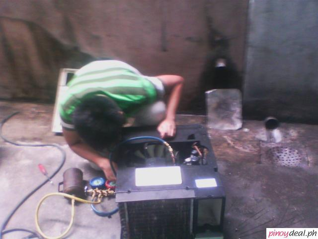AirCon Repair, Cleaning and Installation Service Center