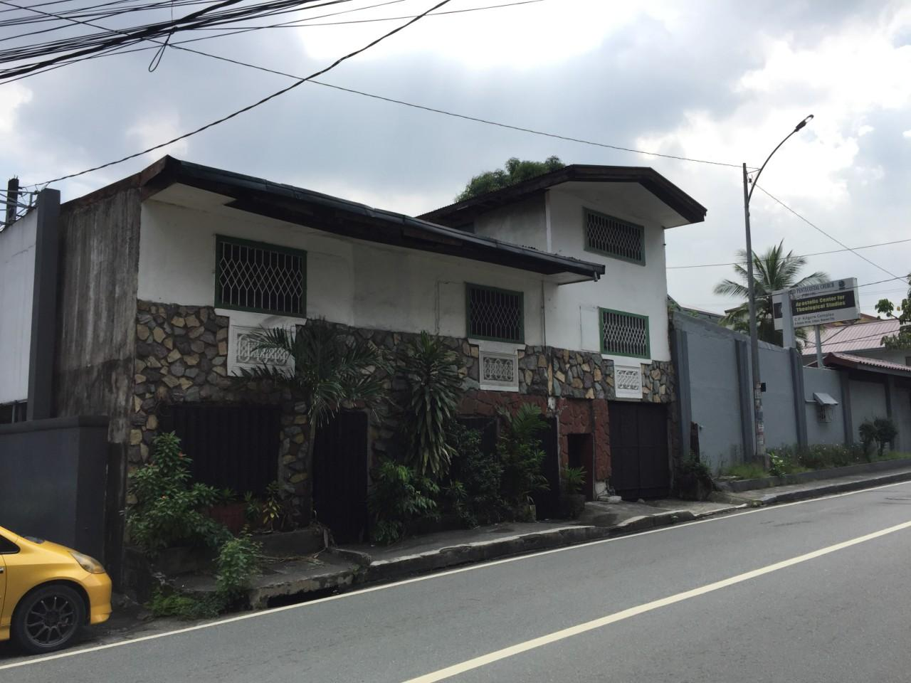 HOUSE AND LOT FOR SALE IN BALETE DRIVE, QUEZON CITY