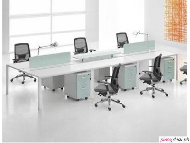blared bright ( office furniture partition ) linear workstation