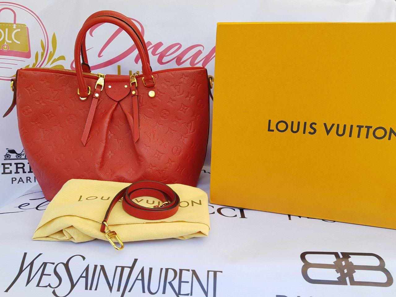 Authentic Louis Vuitton Manzarine